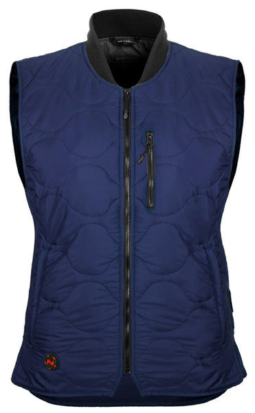 Mobile Warming MWJ18W06-06-04 Women Jacket, Large, Dark Navy