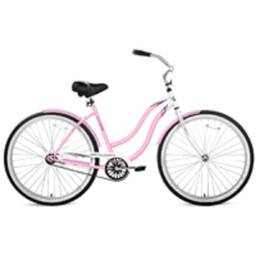 Mintcraft 32605 Womens Beach Cruiser, 26""
