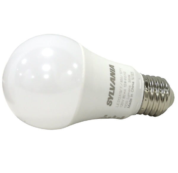 Sylvania 78100 A19 Lamp LED Bulb, Frosted, 12 Watts
