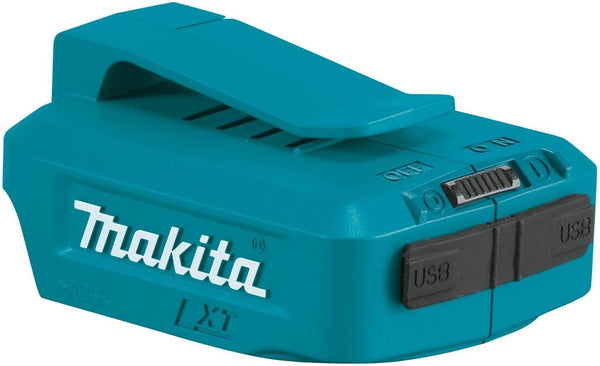 Makita ADP05 LXT Lithium‑Ion Cordless Power Source, 18V