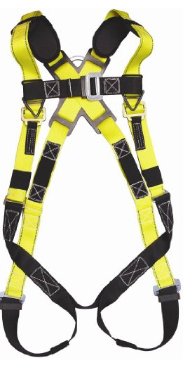 Guardian Fall Protection 11160 Seraph Universal Harness, Medium - Large