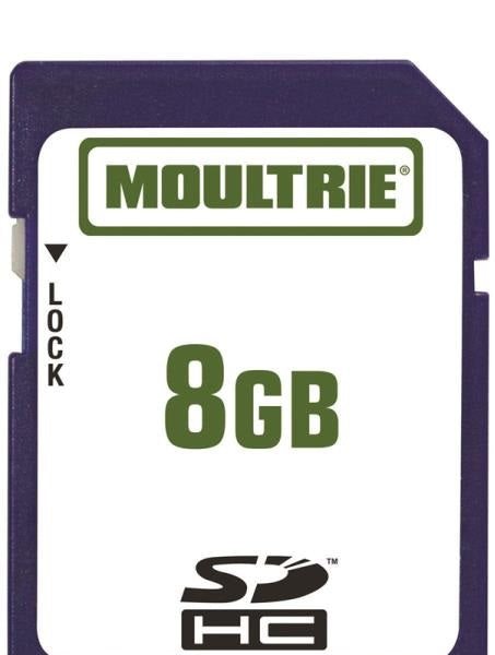 Moultrie MFH-SD8GB SD Memory Card, 8 GB