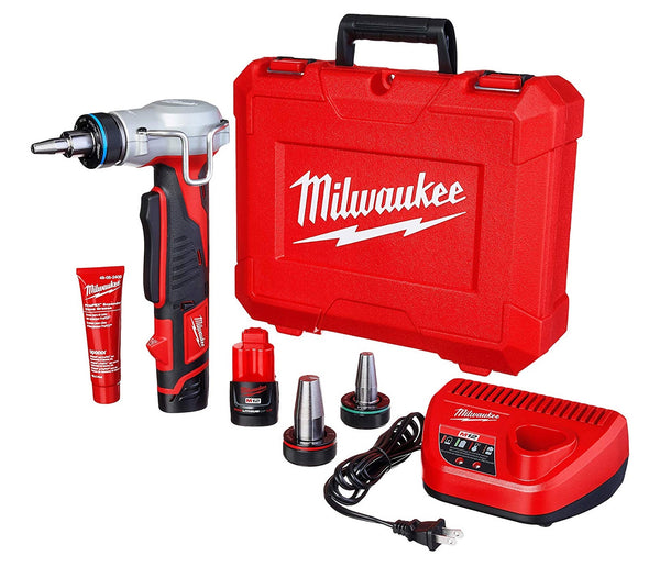 Milwaukee 2432-22 M12 Expansion Tool Kit