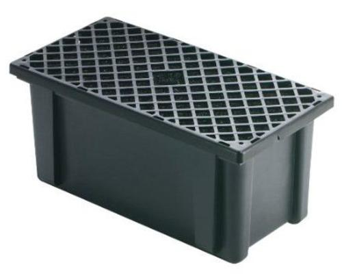 Little Giant 566108 Pond Pump Filter Box, 300 Gallons