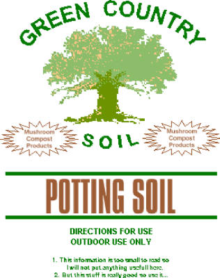 Potting Soil 40 Lb