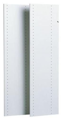 "Easy Track RV1447 Tower Panels, 48"", White"