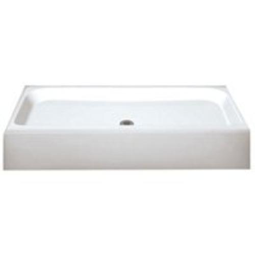 "Maax 105623-000-002-00 Finesse Shower Base, 32"" x 60"" x 7-1/4"", White"