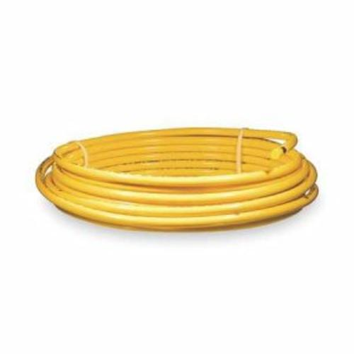 "B & K Industries DY06050 Plastic Coated Copper Tube, Yellow, 3/8"" x 50'"