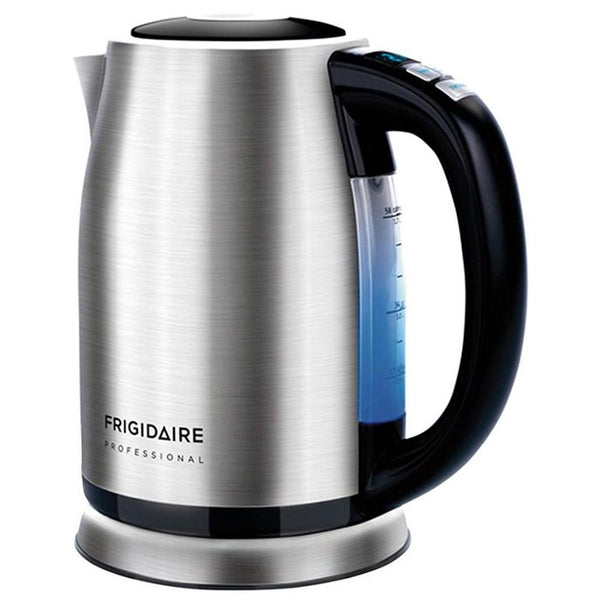 Frigidaire FPKT58D7NS Tea Kettle, Programmable, 1,500 Watts