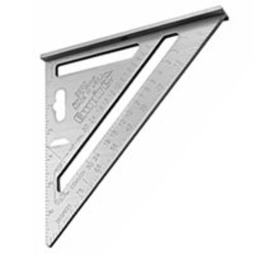 Empire 2990 Magnum Heavy Duty Aluminum Rafter Square, 7""