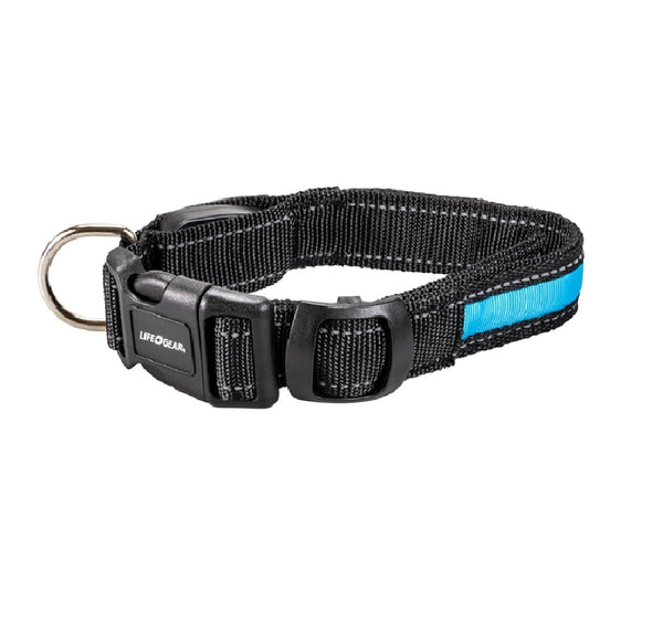 Life Gear 41-3948 USB Rechargeable Pet Collar