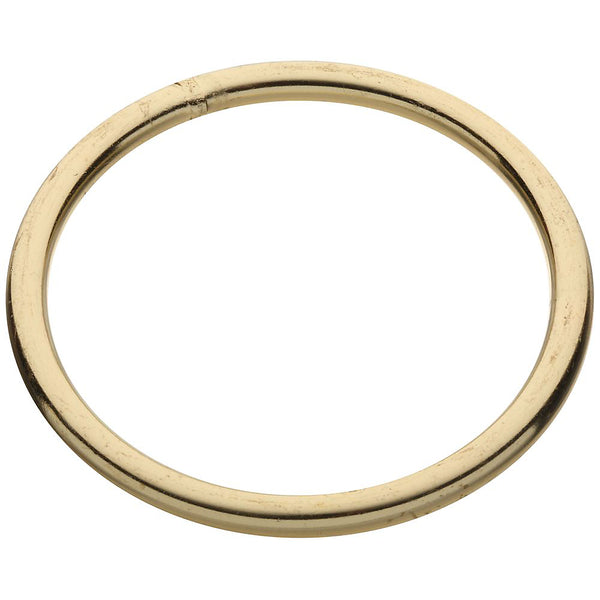 National Hardware N244-145 Ring For Use with Rope, Chain Or Strap, #1 x 3""