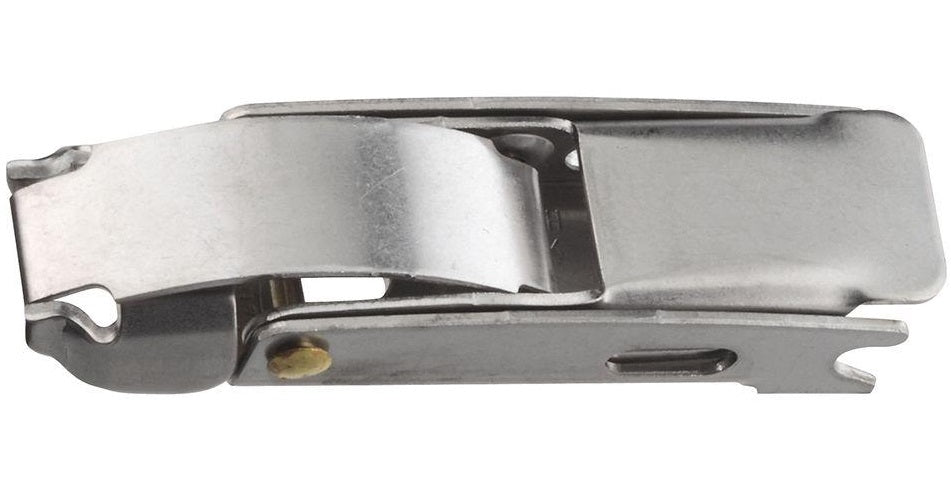 1.37 Wide Reversible Belt Rotated Buckle KHC Mens Leather