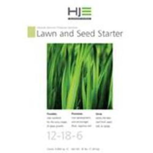 Howard Johnson's 7420 Lawn & Seed Starter 12-18-06