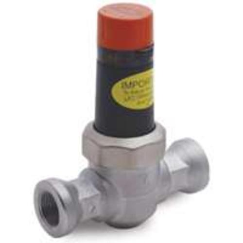 Cash Acme 22263-0045 Stainless Steel Water Pressure Reducing Valve 3/4""