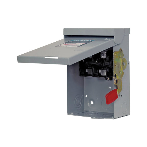 Siemens LNF222RU Outdoor Non-fusible Safety Switch, 60 Amp