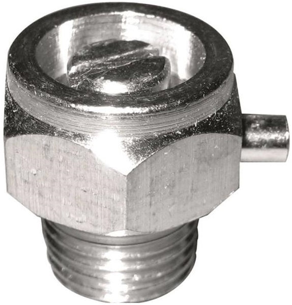 Plumb Pak PP10-8SN Coin Air Valve, Satin Nickel