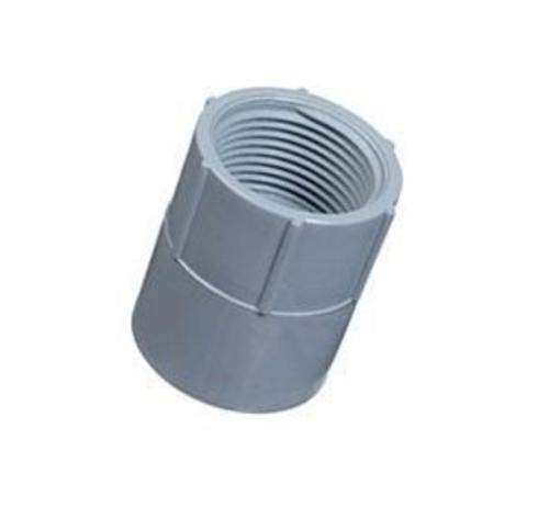 Carlon E942ER-CTN PVC Female Conduit Adapter, 3/4""
