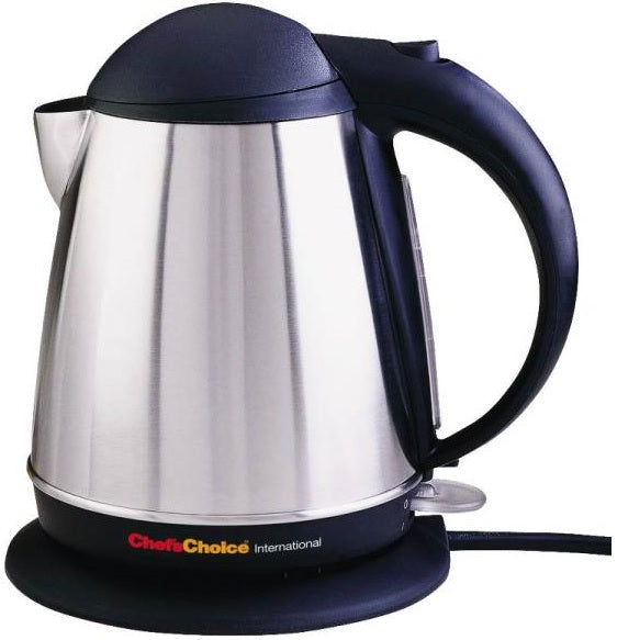 Chef's Choice 6770000 Electric Kettle Cordless, 1500 Watts
