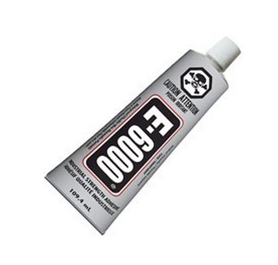 Eclectic 230034 Eclectic E-6000 Industrial Viscosity Multi-Purpose Adhesives, 109.4 ML