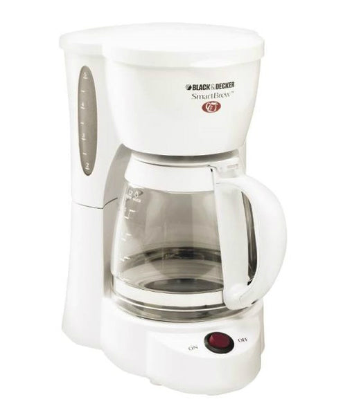 Black & Decker DCM600W 5 Cup Coffeematic Coffeemaker
