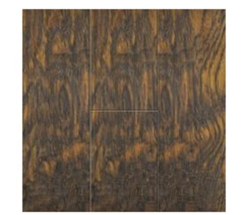 Courey 21231247 Laminate Flooring, Brazillian Hickory, 17.36 sq. ft