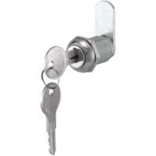 Prime Line U 9943KA Stainless Steel Face Cam Lock Chrome