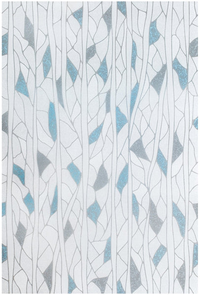 "Artscape 02-3607 Creekside Decorative Window Film, 24"" x 36"""