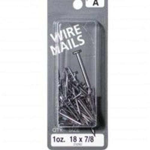 "Midwest 23282 Wire Nail, 18""x7/8"""