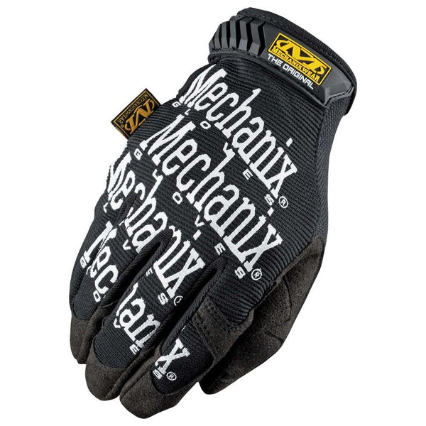 Mechanix Wear MG-05-009 Original Work Gloves, Black, Medium