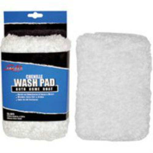 Sm Arnold 25-323 Soft Chenille Car Wash Pad