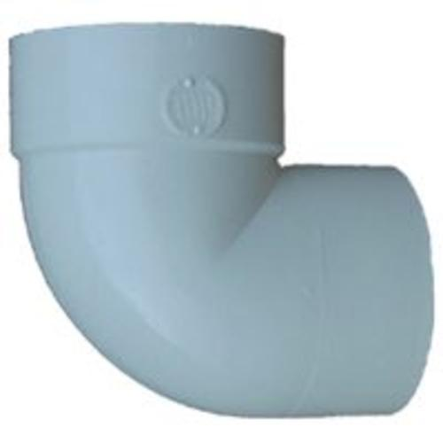 Genova 42966 Pvc Short 90 Turn Street Elbow 6""