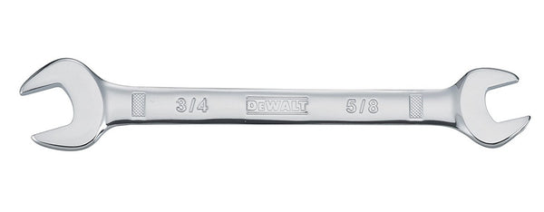 "Dewalt DWMT75428OSP Open End Wrenches, 5/8"" X 3/4"""