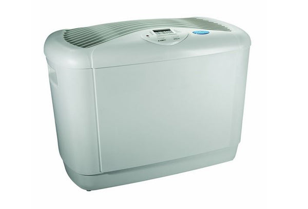 Essick Air 5D6 700 3 Speed Multi-Room Humidifier, 5 Gallon, Warm Gray