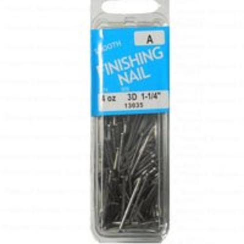"Midwest 13035 Finishing Nail, 3"" d x 1-1/4"""