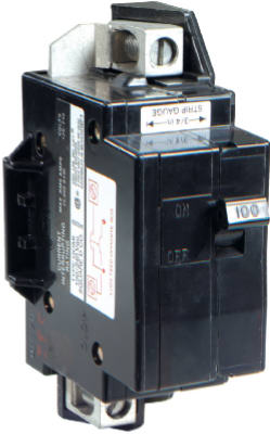 Double Pole Enclosure Breaker 100 Amp