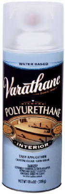 Varathane 200181 Semi-Gloss Spray Polyurethane, 11.25Oz Aerosol