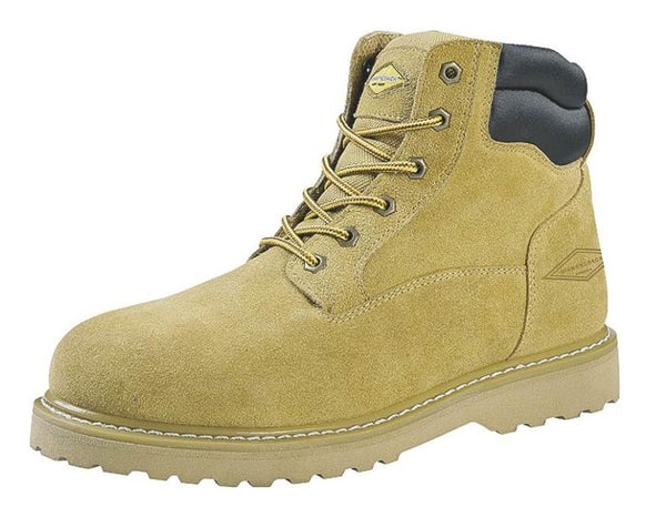 Diamondback 1-10 Suede Leather Work Boot 10""
