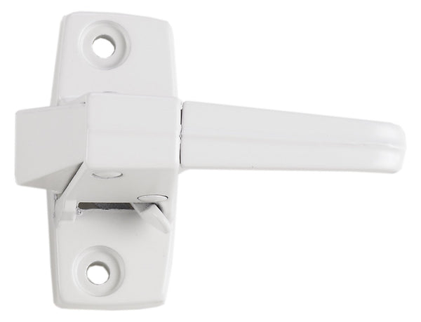 Ideal Security SK10W Inside Door Latch With Strike, White