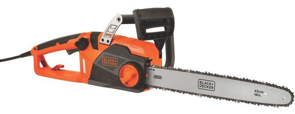 Black & Decker CS1518 Corded Chainsaw, 15 Amp, 18""