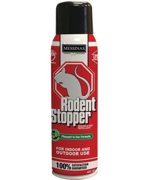 Messina Wildlife RS-U-SC1 Rodent Repellent Aerosol Spray