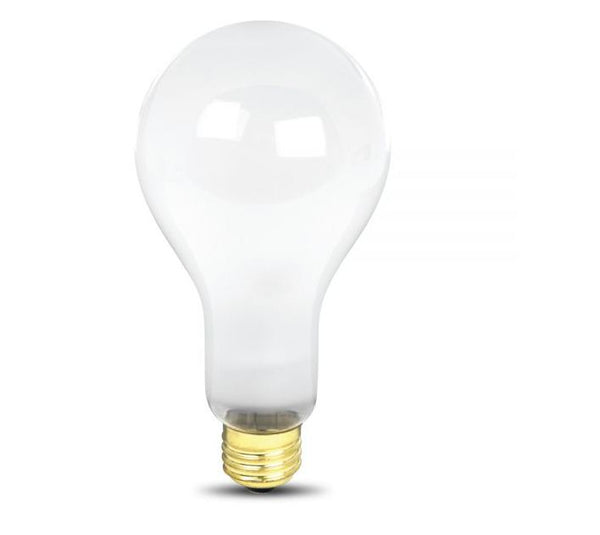 Feit Electric 50/250 3 Way A23 Incandescent Light Bulb, 50/200/250 Watts