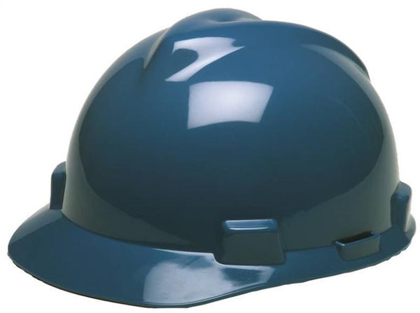 MSA Safety Works SWX00307/475359 V-Gard Hard Hat, Blue