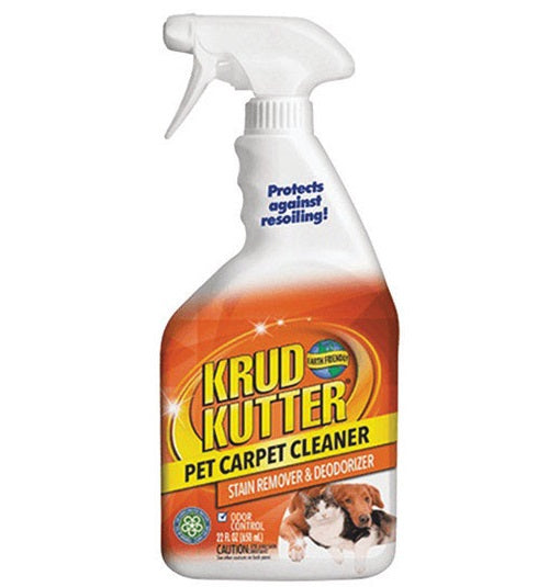 Krud Kutter 305474 Pet Carpet Cleaner, 22 Oz