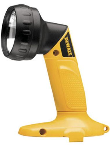 Dewalt DW908 Pivot Head Flashlight  - 18 V