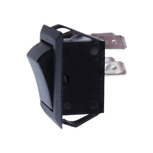 Jandorf 61164 DPST Rocker Switch, 8 Amp, 125 Volt