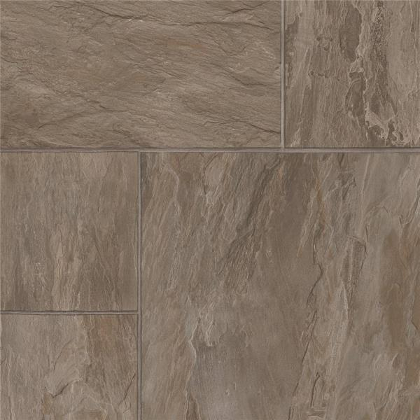 QEP ALL30303 8mm Laminate Flooring, Heather Slate Color, 25.2 Sq. Ft.