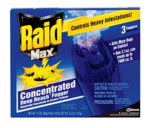 Raid Max 12565 Concentrated Deep Reach Fogger