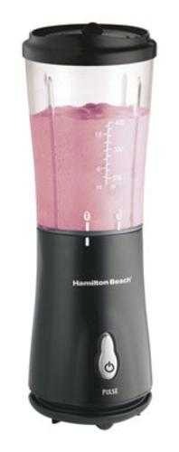 Hamilton Beach 51101B Single Serve Blender, Black