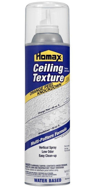 Homax 4067-06 Ceiling Orange Peel and Knockdown Spray Texture, 20 Oz